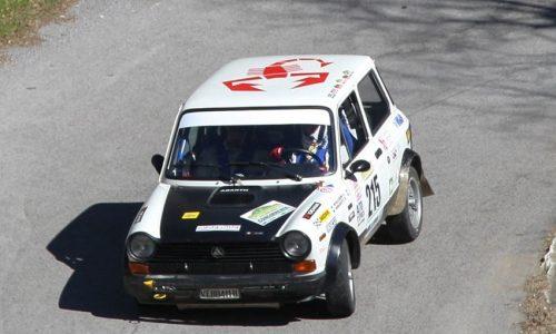 Trofeo A112 Abarth Yokohama 2018: si riparte da Arezzo.