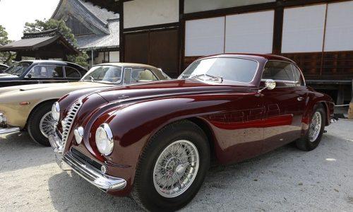 Alfa Romeo affascina il Paese del Sol Levante.