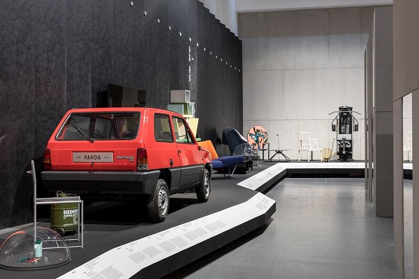 500 e Panda, due simboli Fiat in mostra al Triennale Design Museum