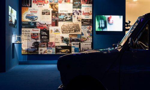 Una Mostra dedicata allo spirito della Mini, alla Triennale di Milano.