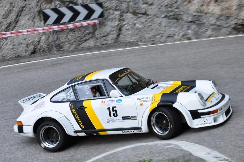 All'8° Valsugana Historic Rally ci saranno 133 equipaggi!
