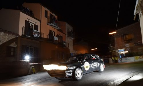 102 Targa Florio Historic Rally al via oggi!