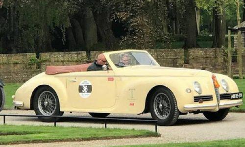 Rubata Alfa iscritta alla Mille Miglia, appello su Facebook