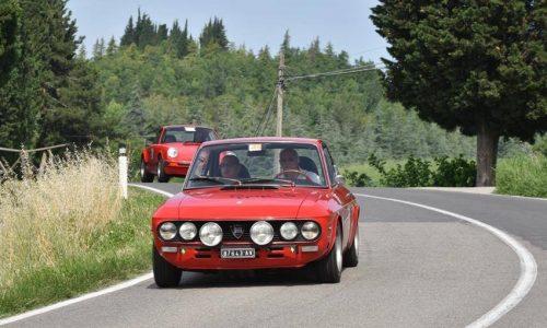 6^ Targa AC Bologna, vincono Pasinato- Caneo su Lancia Fulvia.