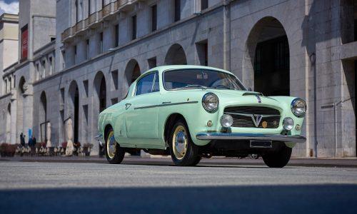 Fiat 1100 TV all'asta Pandolfini del 29 maggio p.v.