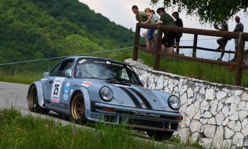 Si presenta il 14° Rally Storico Campagnolo.