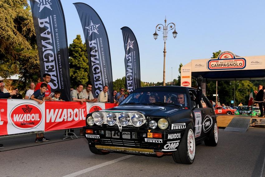 14° Rally Storico Campagnolo, ecco il percorso.