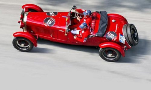 La Mille Miglia sbarca negli Usa: 1000 Miglia Warm Up USA