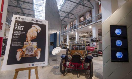 """A Torino prosegue la mostra """"Dietro la pubblicità""""."""