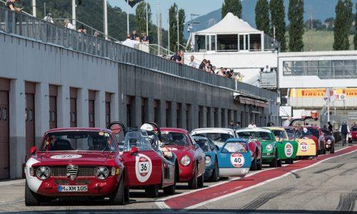 Modena Cento Ore 2018, si sono accesi i motori sulla seconda giornata di gara.