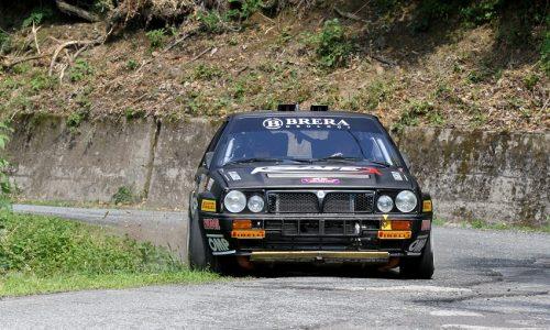 "Il Rally Lana Storico sono ""Lucky"" e Fabrizia Pons a vincere."