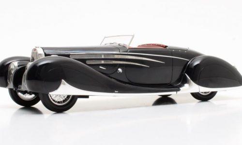 Modellino Bugatti 57C Scià di Persia by Matrix