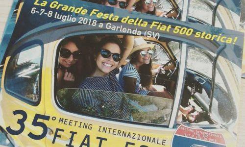 Garlenda, aspettando raduno festa 500 al museo Dante Giacosa.