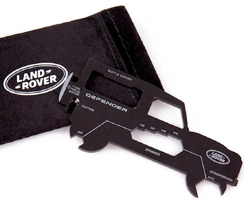L'accessorio multiuso della Land Rover
