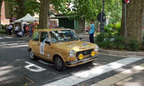 La 13^ La MilleCurve va a Passanante e Luciano su A112.