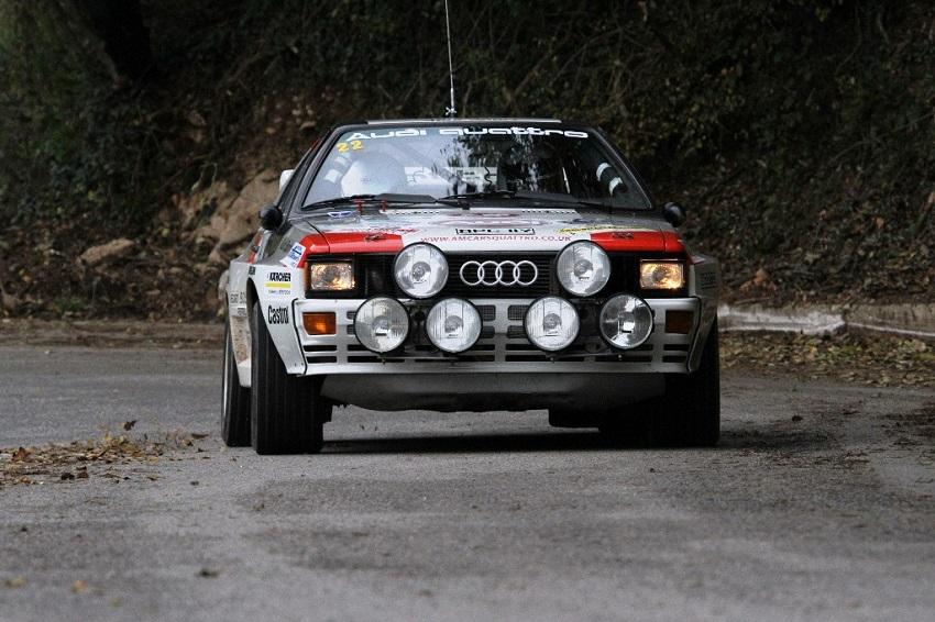 Inizia a delinearsi il Revival Rally Club Valpantena 2018.