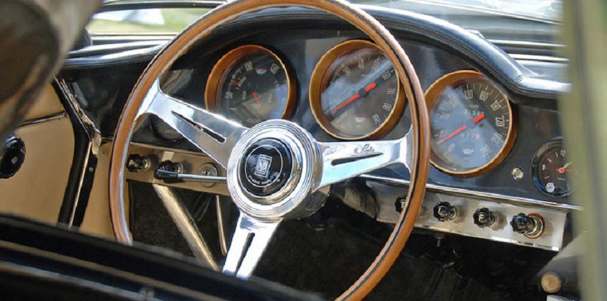 Il volante classico di Nardi
