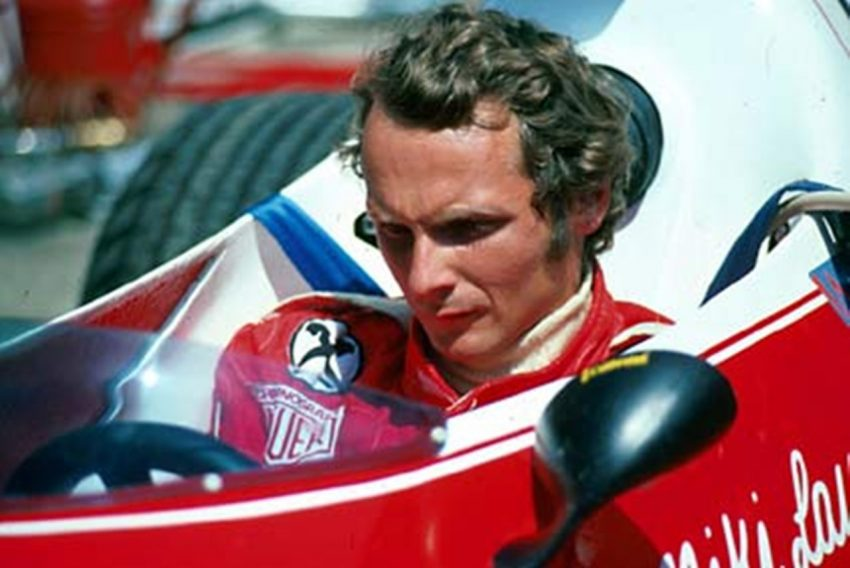 Un libro sul tre volte Campione Niki Lauda
