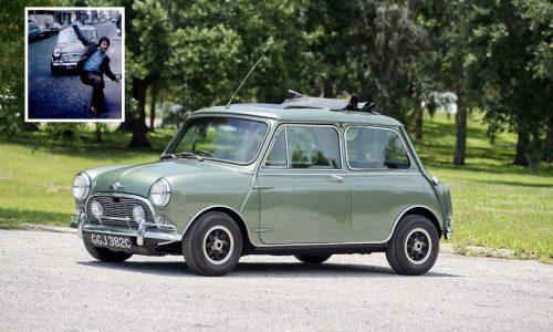 La Mini Cooper S by Radford di Paul McCartney è in vendita!