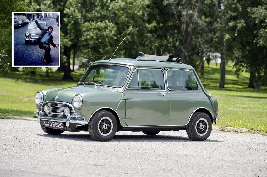 La Mini Cooper S by Radford di Paul McCartney è in vendita!