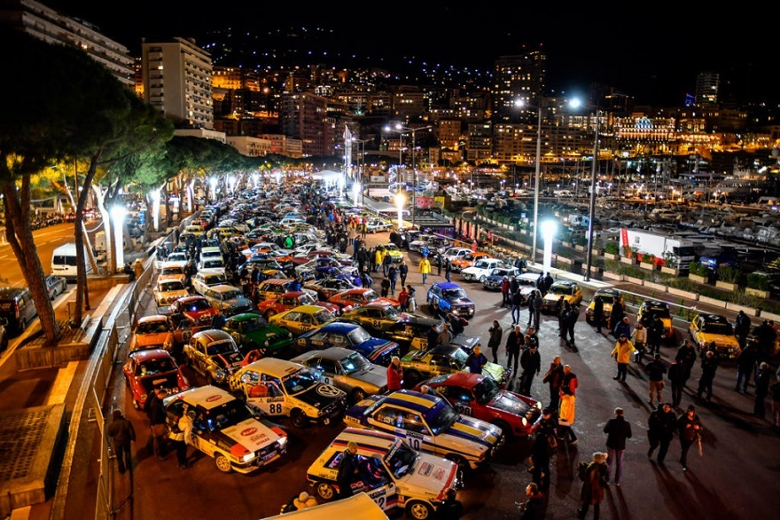 Il Monte-Carlo Historique 2019 si tinge anche di un po' di tricolore.