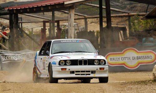Aprono le iscrizioni al 35° Rally Città di Bassano.
