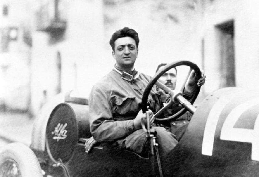 Trent'anni senza Enzo Ferrari. L'uomo che ha creato mito!