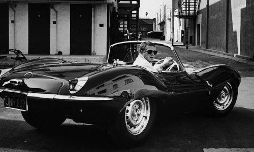 Libro su Steve McQueen e la sua passione per i motori.