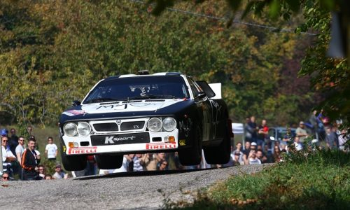 Presentato il Rally Due Valli Historic edizione 2018.