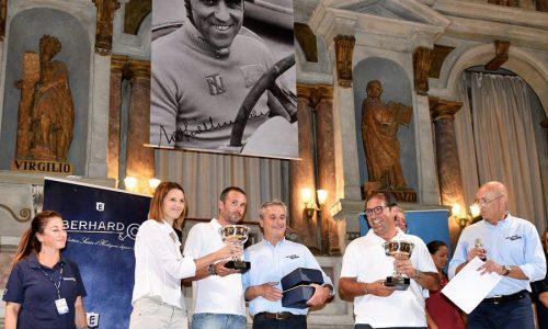 Trionfo del Tricolore a 28ma edizione Gran Premio Nuvolari.