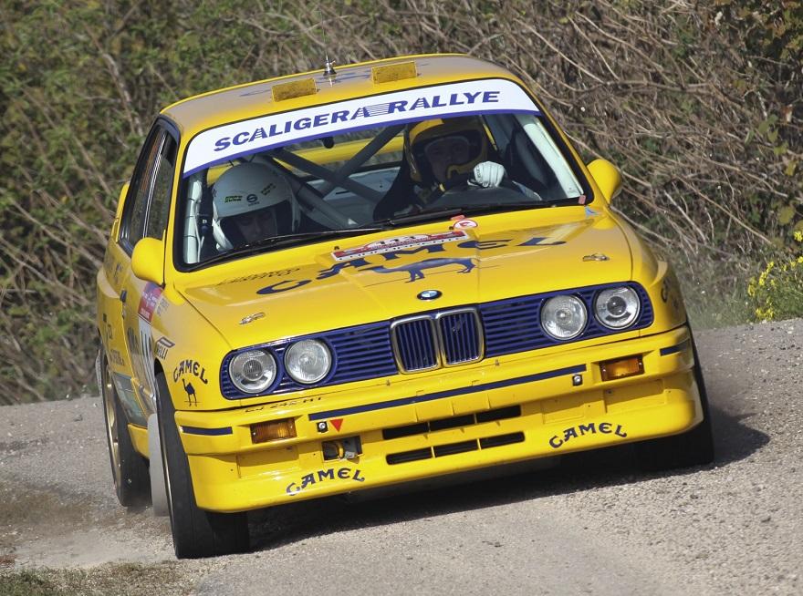 Apertura delle iscrizioni per il 13° Rally Due Valli Historic.