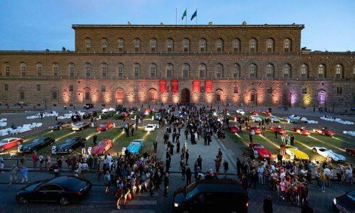 A Firenze al 2^ edizione del 'Stefano Ricci Heritage Trophy'.