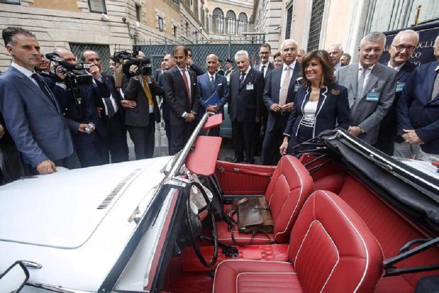 Motorismo storico, in Italia vale 2,2 miliardi l'anno.