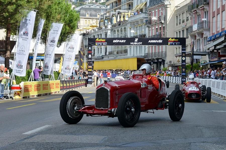 Montreux Grand Prix: l'edizione 2018 si accende di passione Alfa Romeo.