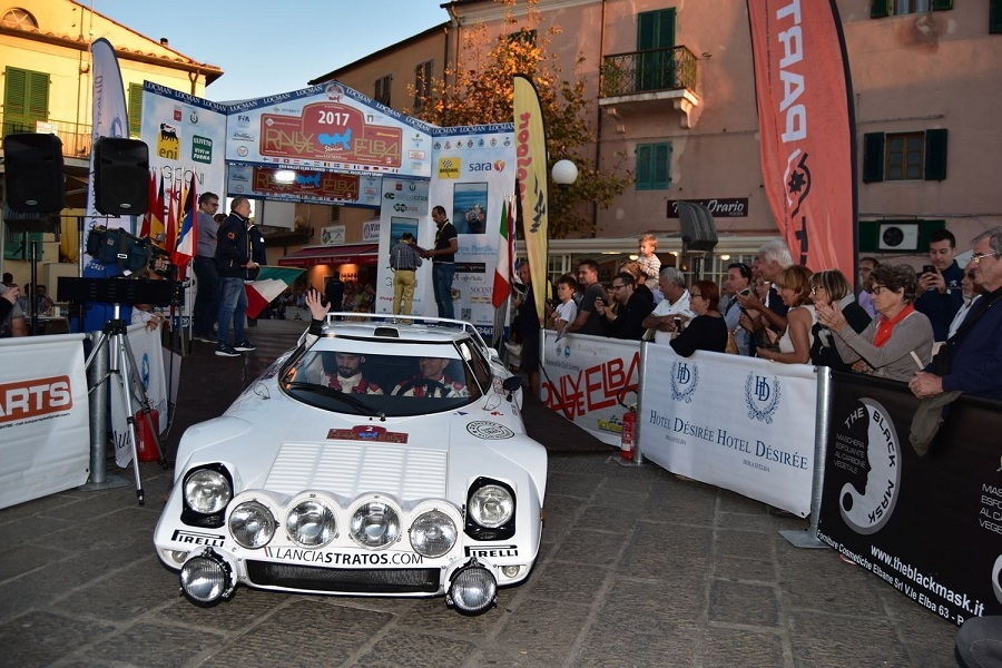 Ecco il percorso del XXX Rallye Elba Storico.