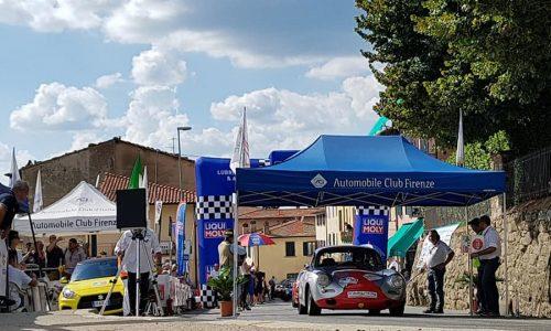 """L'Osella di Bonucci si impone alla 54^ Coppa della Consuma """"tricolore."""