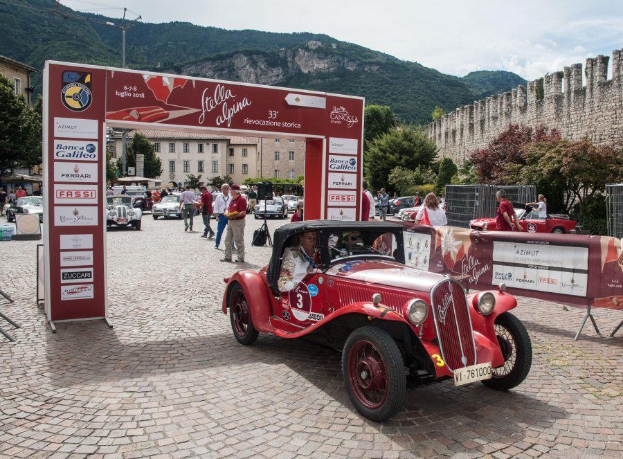 La Stella Alpina.si aggiudica la nomination agli Historic Motoring Awards  nella sezione Rally of the Year.