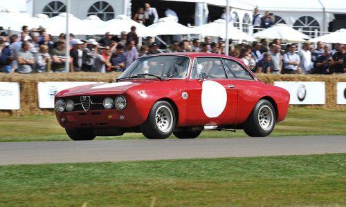 """Il Rosso (Alfa) protagonista di """"Passione Alfa Romeo"""""""