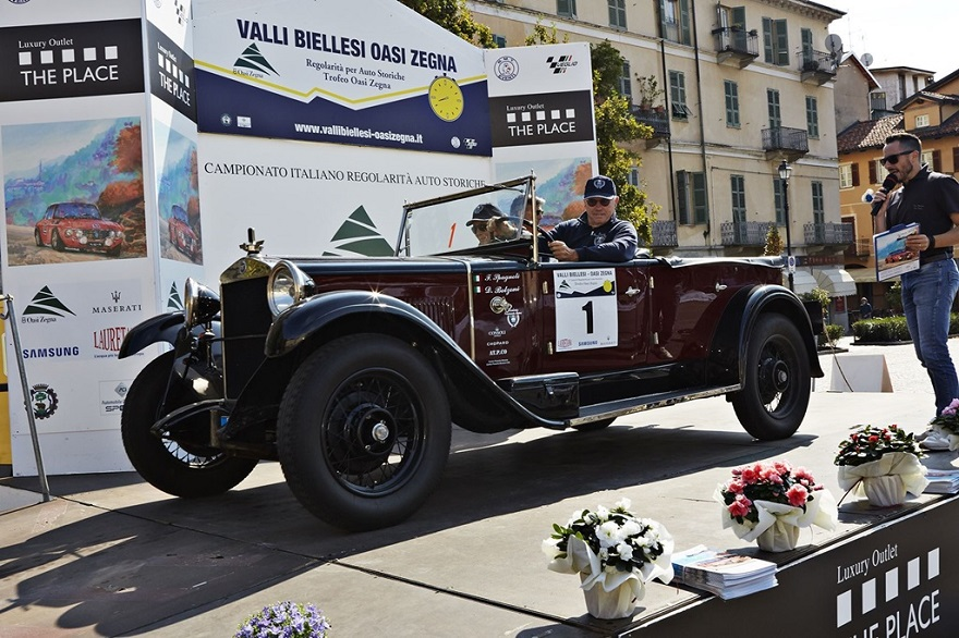 6° Valli Biellesi-Trofeo Oasi Zegna: sono 135 gli iscritti.