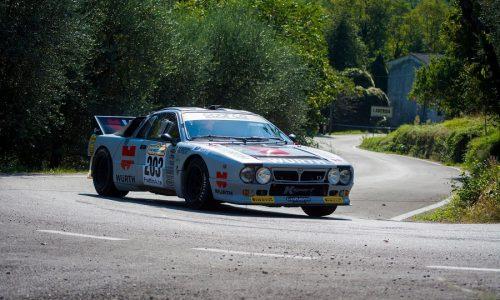 La 037 di Tolfo-Bordin si aggiudica il 35° Rally Città di Bassano.