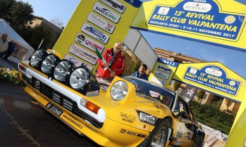 Per iscriversi al 16° Revival Rally Club Valpantena manca solo una settimana.