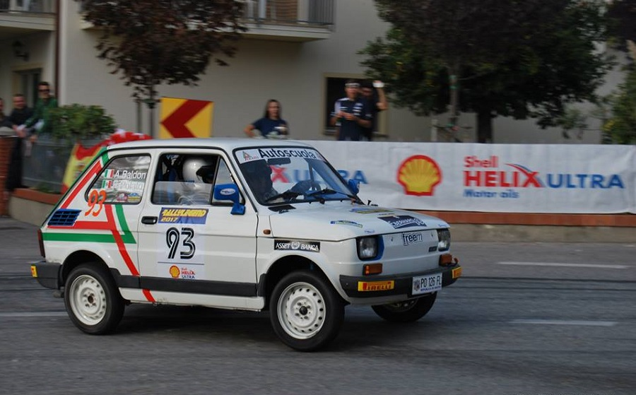 Si avvicina il Rallylegend 2018.