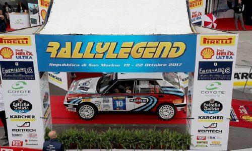 La Repubblica di San Marino diventa la patria della passione a 4 ruote: il Rallylegend!