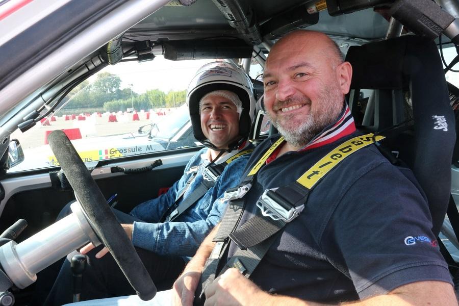 Al Rally Due Valli 2018 spazio alla 2^ edizione di Rally Therapy