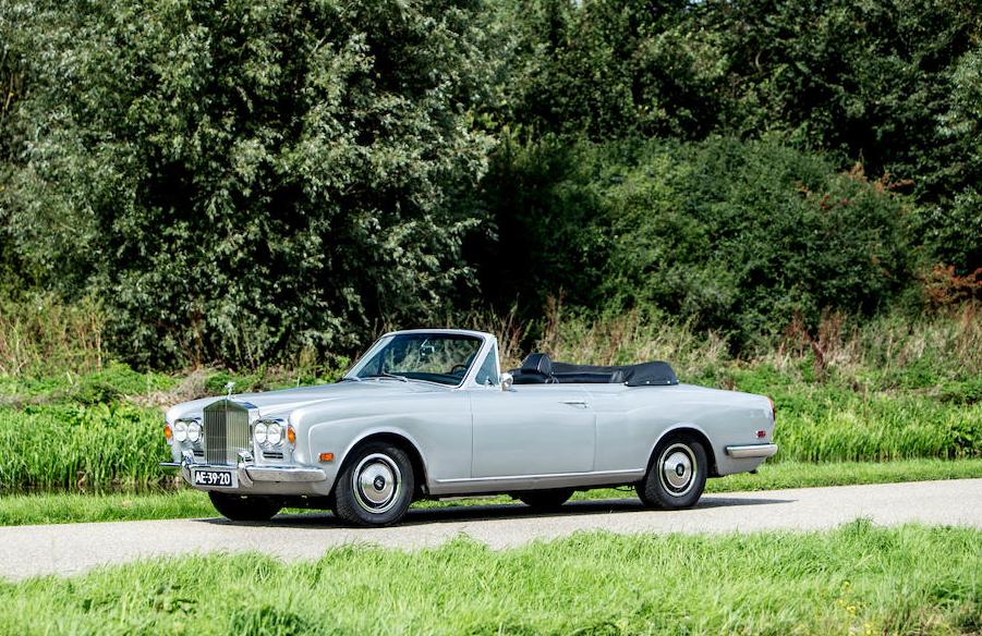 Venduta la Rolls Royce cabriolet di Cassius Clay.