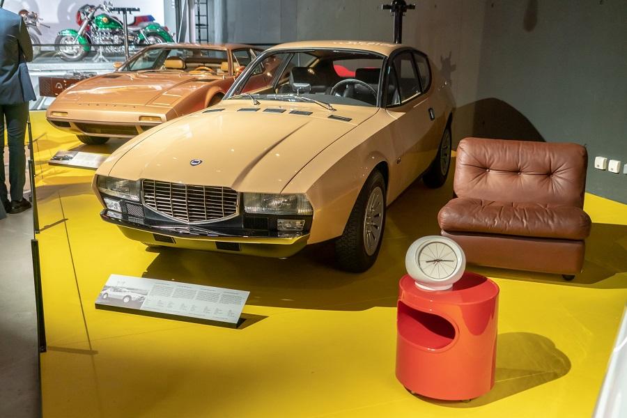 Inaugurata al Museo dei Trasporti di Lucerna la mostra Italo-Design.
