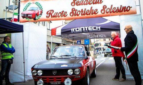 86 gli iscritti alla 6^ Coppa Città di Solesino.
