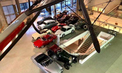 """Il CMAE e il Museo Nazionale Scienza e Tecnologia insieme per la mostra """"Le forme della velocità""""."""