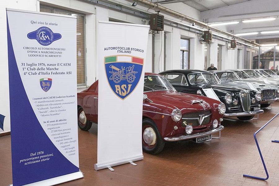Un buon successo per la 36^ edizione della Mostra Scambio di Villa Potenza targata CAEM/Ludovico Scarfiotti.