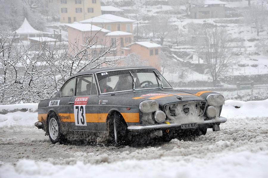 Il 22° Rallye Monte-Carlo Historique sulla strada della vittoria!